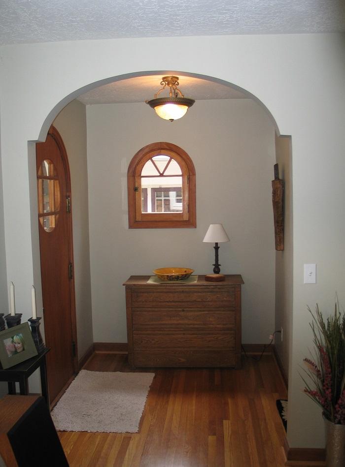 Tudor Entry | Renovation Design Group
