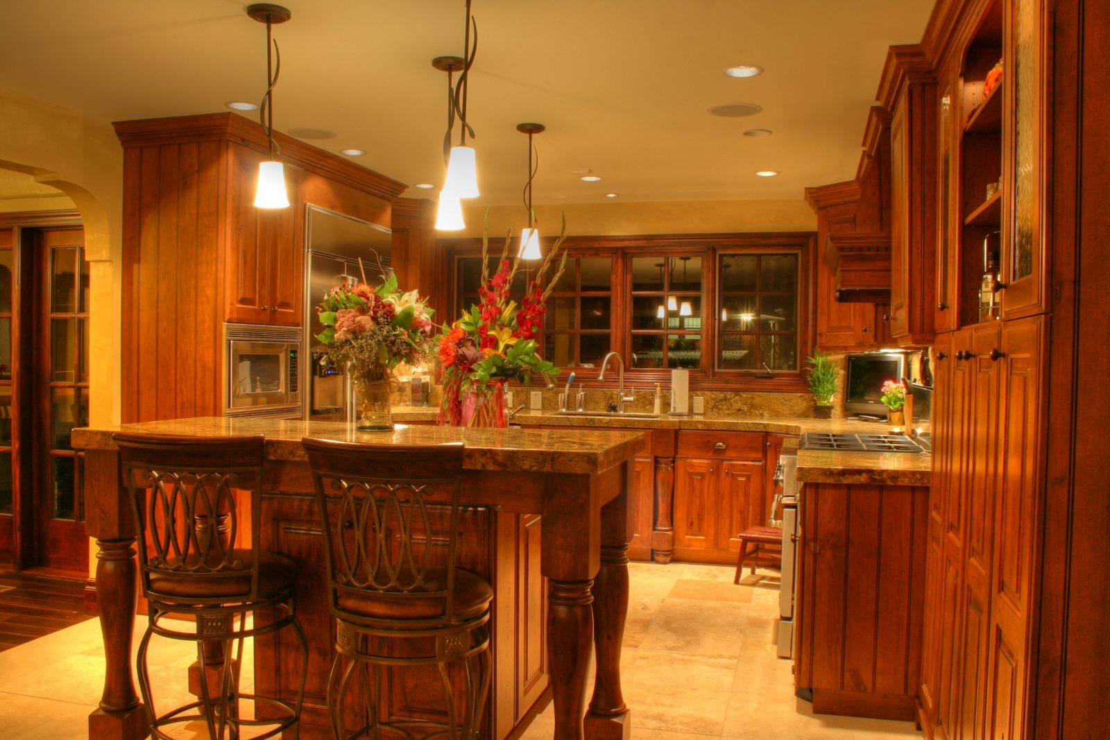 Kitchen Designs & Remodeling Addition Dining Room Before Remodel Design | Renovation Design Group