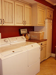 dnews renovated laundry room zones