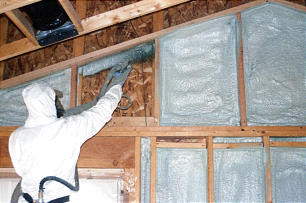 Insulation will lower heating bills
