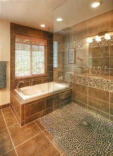 Plan for future efficiency with your bathroom design
