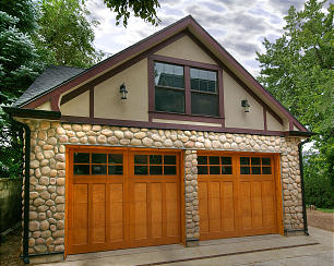 Family's new garage finally functions like a garage
