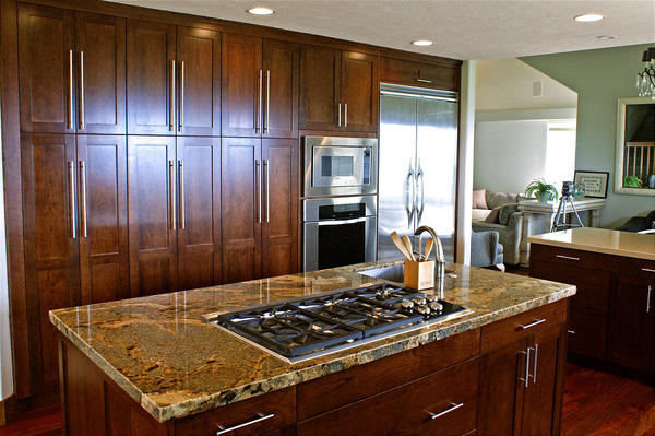 Kitchen Remodel in Phases