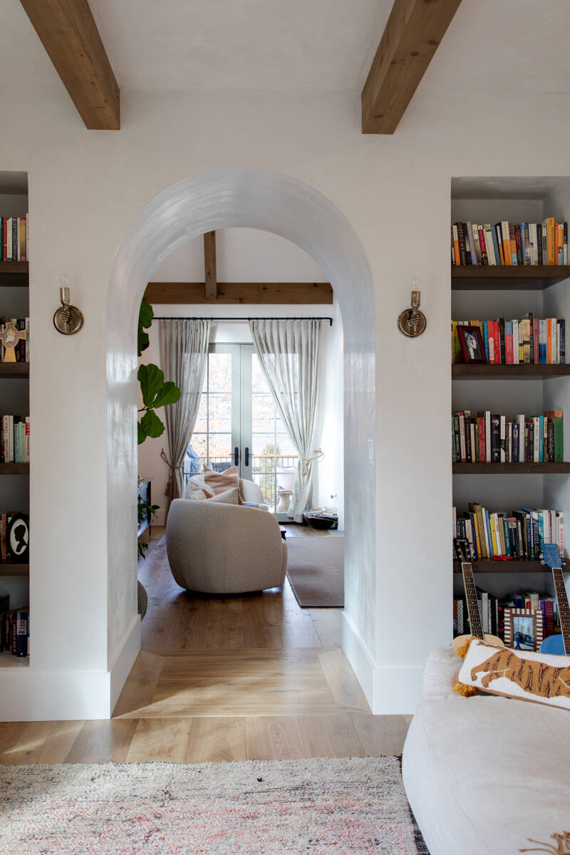 Custom Archway | Renovation Design Group