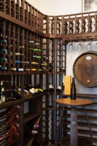 Wine Cellar |Renovation Design Group