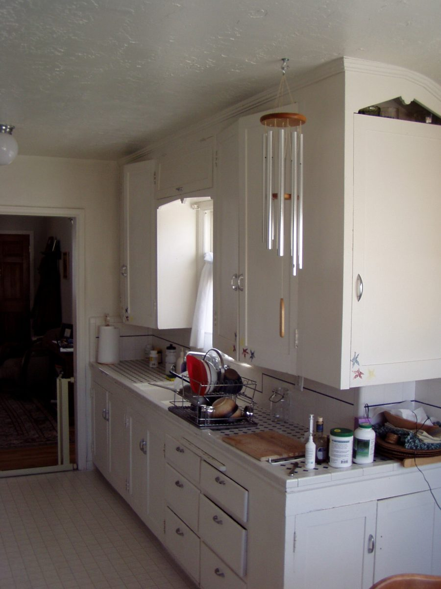 Before Cottage Kitchen | Renovation Design Group