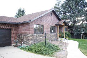 Ranch Front Exterior Remodel   Renovation Design Group