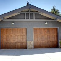 After_Exterior Remodel_Garage_Bungalow Style Home | Renovation Design Group