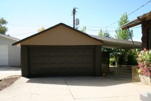 Before_Exterior Remodel_Garage_Bungalow Style Home | Renovation Design Group