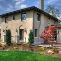 Italiante Designed Home Exterior | Renovation Design Group