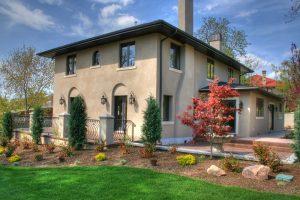 Italiante Designed Home Exterior | Renovation Design Group