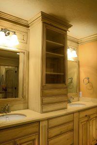 Master Bath double vanity | Renovation Design Group