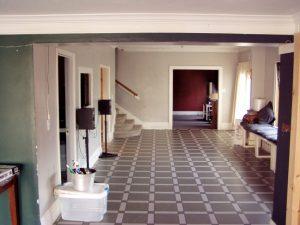 Family Room Before | Renovation Design Group