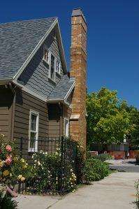 Brick Chimney Cape Home | Renovation Design Group