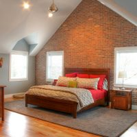 Master Bedroom in Attic Master Bathroom Design Attic | Renovation Design Group