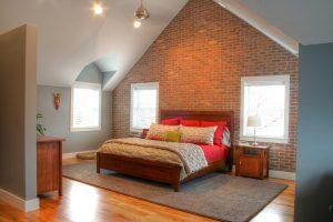 Master Bedroom in Attic Master Bathroom Design Attic | Renovation Design Group