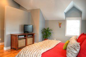 Master Bedroom in Attic Master Bedroom in Attic Master Bathroom Design Attic | Renovation Design Group