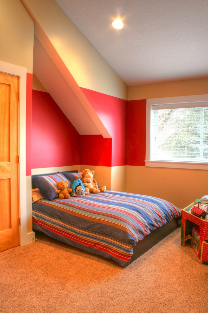 Kids Bedroom Home Attic Design Master Bedroom in Attic Master Bedroom in Attic Master Bathroom Design Attic | Renovation Design Group