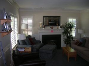 Cape Home Great Room Before | Renovation Design Group