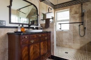 second story addition Master Suite Tudor Home | Renovation Design Group