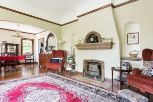 Formal Living Room, fireplaces, Historic Homes | Renovation Design Group