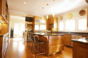 Contemporary Kitchen Bungalow   Renovation Design Group