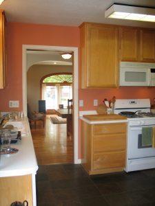 Before Open Kitchen Remodel | Renovation Design Group