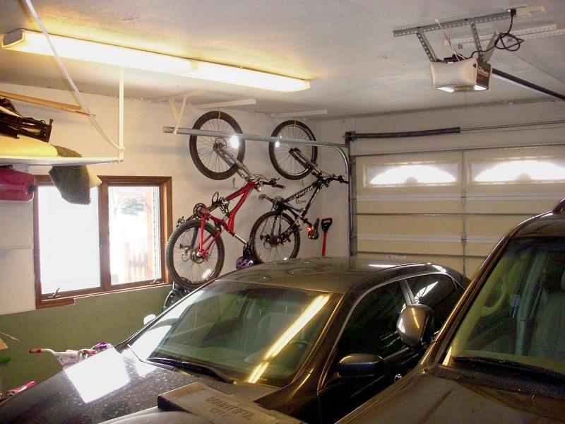 Before Rambler Garage Before garage remodel | Renovation Design Group
