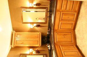 Cottage Bathroom Cottage Master Bath Bathroom Shower Tiled Cottage Home | Renovation Design Group