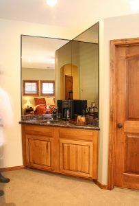 lounge area in master bedroom | Renovation Design Group