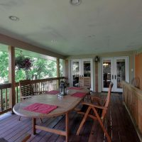 After_Exterior Remodel_Back Porch_Rambler Remodel | Renovation Design Group