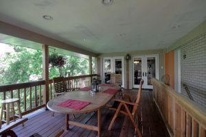 After_Exterior Remodel_Back Porch_Rambler Remodel | Renovation Design Group