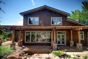 After_Exterior Remodel_Rear Porch_Utah Home Remodeling | Renovation Design Group