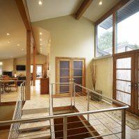Hallways, Modern, Contemporary, Industrial Design | Renovation Design Group
