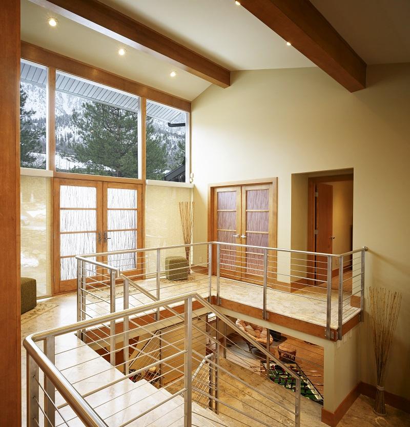 Hallways, Modern, Contemporary, Industrial Design, natural lighting | Renovation Design Group