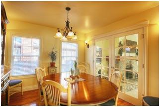1800 East Cape Interior Dining Room Renovation | Renovation Design Group