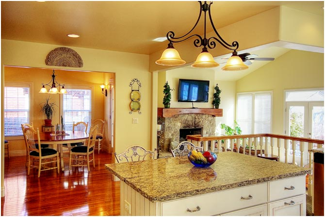 1800 East Cape Interior Dining Room Remodel | Renovation Design Group