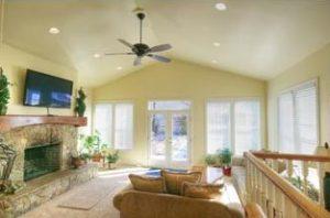 1800 EAst Cape Interior Family Room Remodel | Renovation Design Group