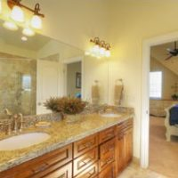 1800 East Cape Interior Bathroom Remodel by Renovation Design Group