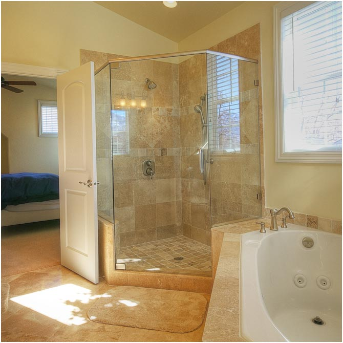 1800 East Cape Interior Master Bath Remodel | Renovation Design Group