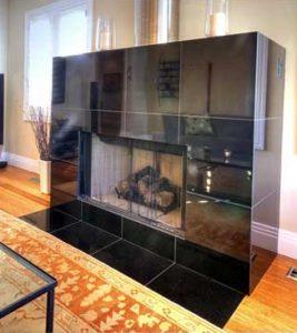 Contemporary Fireplace designs | Renovaiton Design Group