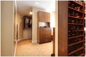 Master Suite Closet | Renovation Design Group