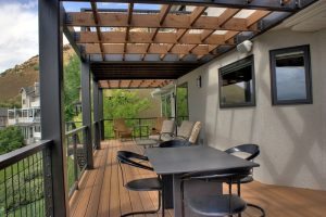 Salt Lake City Utah home remodel. Contemporary Outdoor Spaces Deck and Porch   Renovation Design Group