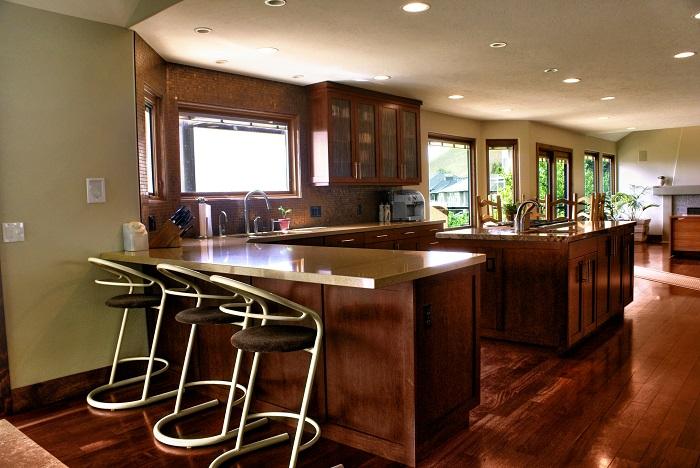 Salt Lake City Utah Beautiful contemporary home Kitchen | Renovation Design Group
