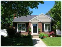 Cottage Home Exterior Before Renovation | Renovation Design Group