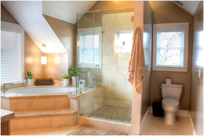 Master Bathroom Design Attic Master Bathroom Design Attic | Renovation Design group
