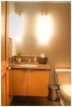 Kids small bathroom attic | Renovation Design Group