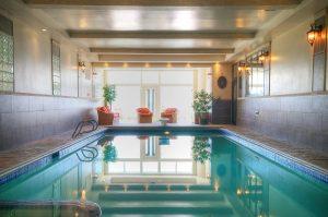 Indoor Outdoor pool, Swiming, Swimming Pool, Indoor Pools, pool house | Renovation Design Group