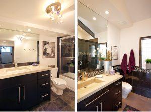 bathroom, sink, tile | Renovation Design Group