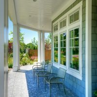 Cape Home Front Porch Design After_Exterior_Front Porch_Cape Home remodel | Renovation Design Group